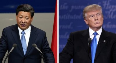 """China urges U.S. not to """"politicize"""" trade issues"""