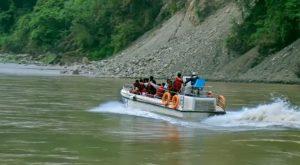 सप्तकाेशी नदीमा फेरि जेटबाेट सञ्चालन