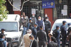 सरकारी वकिलको कार्यालयले पनि लिएन सांसद अपहरणको जाहेरी