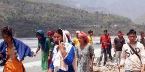 रुकुम घटना : बेपत्ता ६ जनाकै शव भेटियो