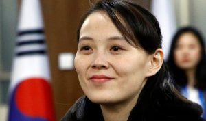 उत्तर कोरियाली नेता किमकी बहिनीको दक्षिणलाई यस्तो चेतावनी