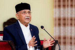 शहीदको बलिदानको प्रतिफलमा 'समृद्ध नेपाल, सुखी नेपाली' बनाउने : प्रधानमन्त्री ओली