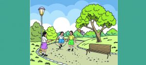 तीसवटा पार्क बनाउँदै काठमाडौँ महानगर