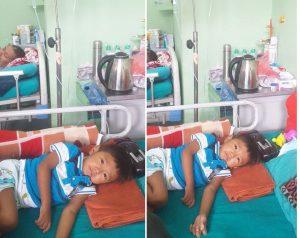 धादिङ थाक्रेका ब्लड क्यान्सर पिडित बालकको उपचारमा आर्थिक अभाव, सहयोगको लागि अपिल