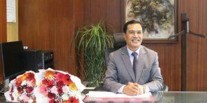 ग्लोबल आईएमई बैंकका सीईओ बज्राचार्यद्वारा पदभार ग्रहण
