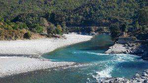 सेती नदी जलविद्युत् आयोजनाको निर्माण कार्य जारी