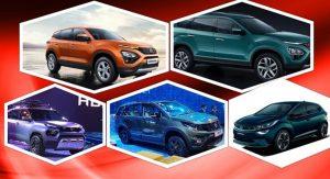 टाटा मोटर्सले बजारमा ल्याउँदैछ ५ नयाँ मोडलका कार