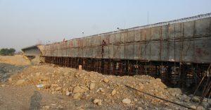 शालिग्राम कोरिडोरमा एकैसाथ दुई पुल निर्माण शुरू