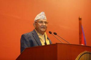 नेपाली भूमि फिर्ता भएरै छाड्छ : प्रधानमन्त्री ओली