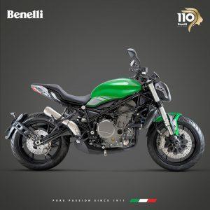 बेनेली ७५२ एस बाइक किन्दा १ लाख १० हजार छुट !