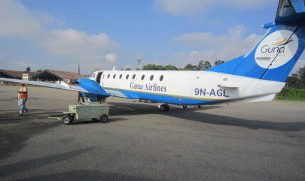८ वर्षपछि गुण एयरलाइन्सले दुई गन्तव्यबाट उडान सुरु गर्ने