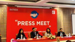 इन्टेक्स ब्राण्डका इलोट्रोनिक्स सामान अब नेपाली बजारमा