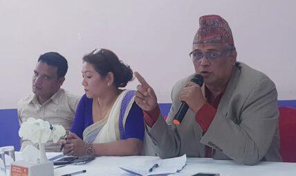 एनआरएनमा व्यक्ति केन्द्रित राजनीतिः धाँधलीको सुनुवाइ नभएपछि उजुरी पुग्यो परराष्ट्रमा