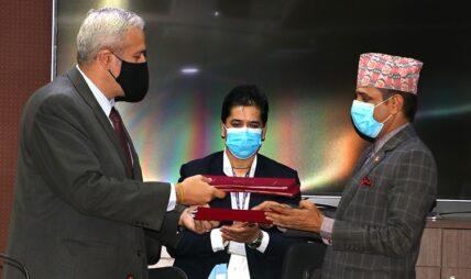 नेपाल र विश्व बैंकबीच ५ अर्ब ८७ करोडको सहुलियतपूर्ण ऋण सम्झौता, कहाँ हुन्छ लगानी ?
