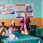 सन नेपाल लाइफद्वारा चार जिल्लाका अभिकर्तालाई सम्मान