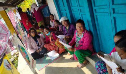 लिमचुङबुङका सबै वडामा निःशुल्क स्वास्थ्य शिविर